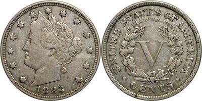 1883-W/C. VF.