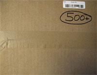 $500 Bargain Box.