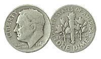 1948-D. VG.