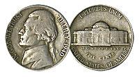 1940-D. VG.