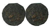 274-216 BC. Sicily, Syracuse. Bronze. FINE. Heiron