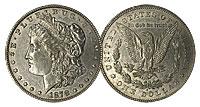1878-S. VG.