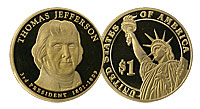 2007-S. GPF. Thomas Jefferson.