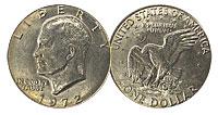 1972-D. Select BU.