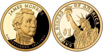 2008-S. GPF. James Monroe.