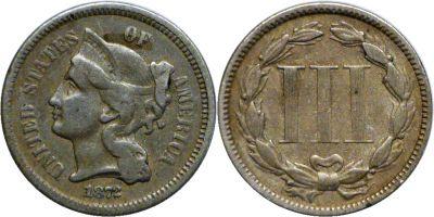 1872. FINE.