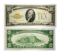 1928. $10. XF. Gold Certificate.