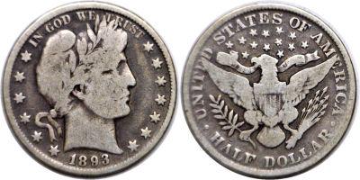 1893. VG.