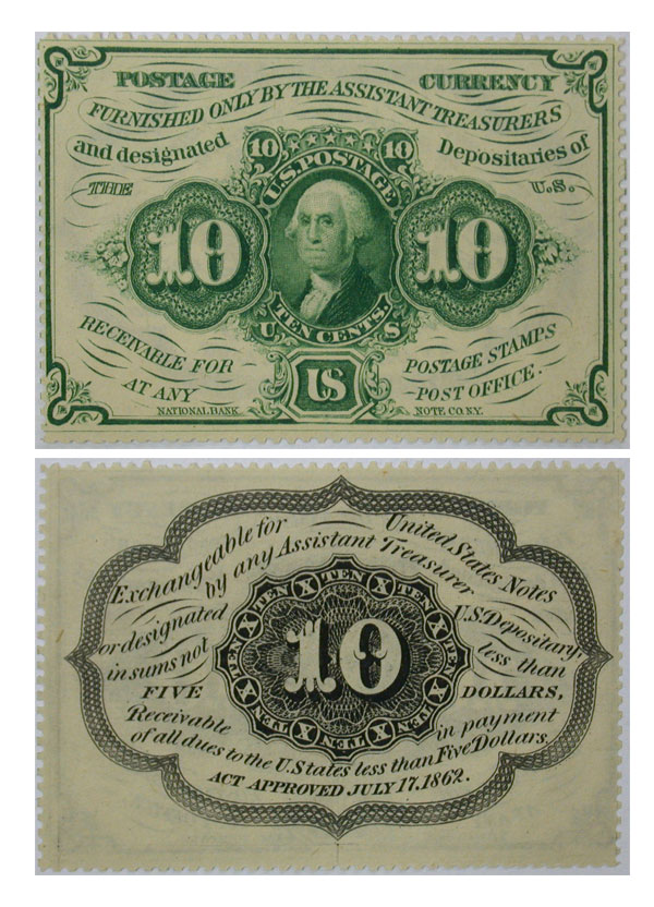 110374- 10c. 1st Issue. CCU. F-1241.