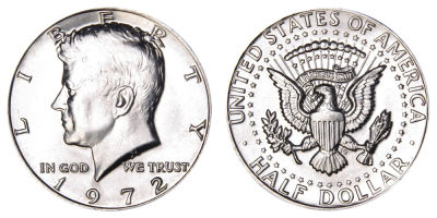 1972. Select BU.