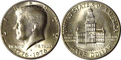 1976-D. Select BU.