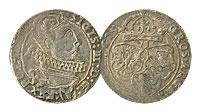 1587-1632. Poland. VF.