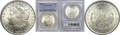 1878-CC. PCGS. MS-65.