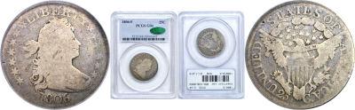 1806/5. PCGS. G-04.