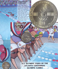 1996-S. GEM. Swimming.