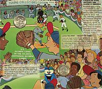 1995-S. GEM. Baseball.
