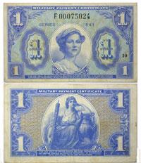 $1. Series 541. VF.