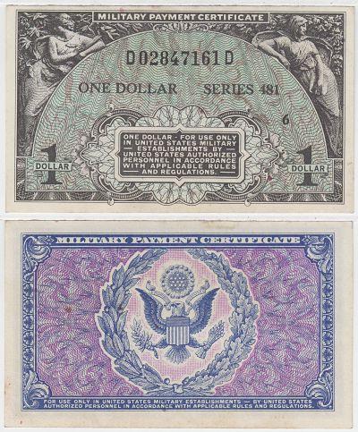 $1. Series 481. CCU.