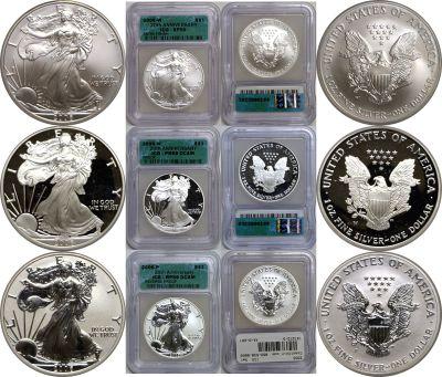 2006. ICG. Set. 20th Anniv Silver.