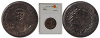 1847. Cent. ANACS. MS-60. BN.