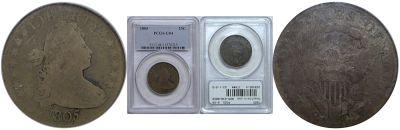 1805. PCGS. G-04.