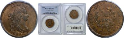 1806. PCGS. MS-63. RB.