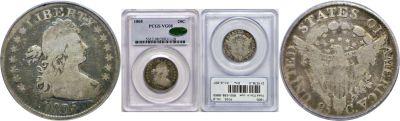 1805. PCGS. VG-8.