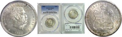 1883. Quarter. PCGS. MS-62.