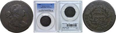 1803. PCGS. VG-10.