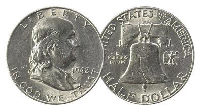 1948-D. Select BU.