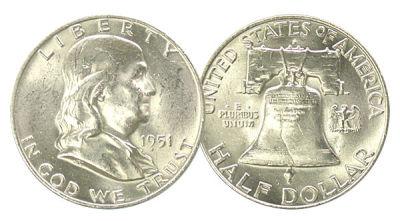1951-D. Select BU.