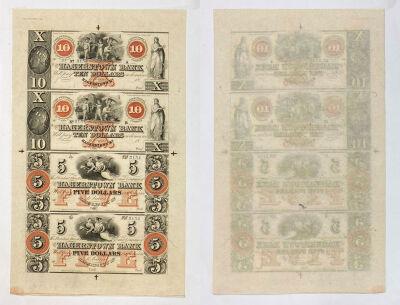 1850's. CCU. MD.