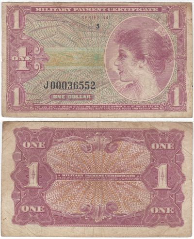 $1. 641. VF.