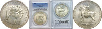 1900. PCGS. MS-64. Lafayette Dollar.