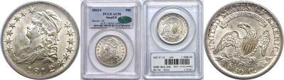 1812/1. PCGS. AU-58.