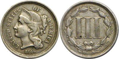 1866. VF.