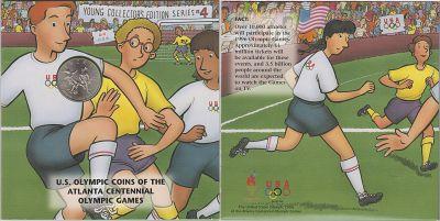 1996-S. CBU. Soccer.