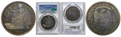 1878. PCGS. PR-65+.