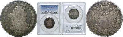 1806/5. PCGS. G-6.