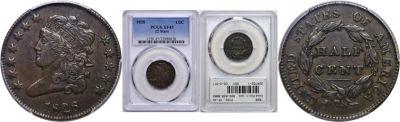 1828. PCGS. XF-45.