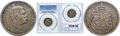 1883. Quarter. PCGS. VF-30.