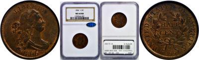 1806. NGC. MS-64. RB.