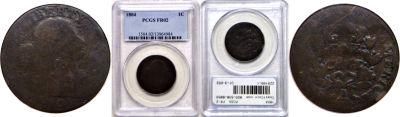 1804. PCGS. FR-2.