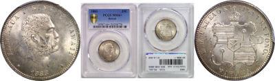 1883. Quarter. PCGS. MS-66+.