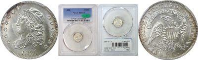 1831. PCGS. MS-64.