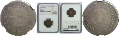 1783. Chalmers. NGC. G-6.