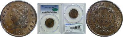 1826. PCGS. MS-64. BN.