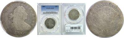 1807. PCGS. AG-3.