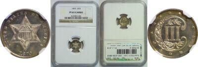 1870. NGC. PR-65. CAM.