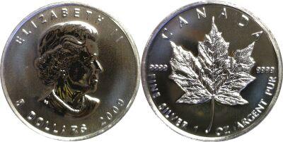 2009. Canada. Select BU. Maple Leaf.